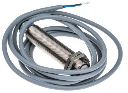 Baumer Ultrasonic Sensor Barrel M18 x 1, 100 → 700 mm, PNP-NO, M12  Connector IP67
