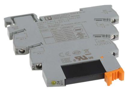 Interface Relay Module, Max. Forward 24 V, Max. Input 8 mA product photo