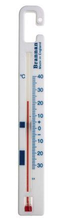 Brannan Freezer, Fridge Glass Thermometer, Kitchen Appliance, -30 → +40 °C