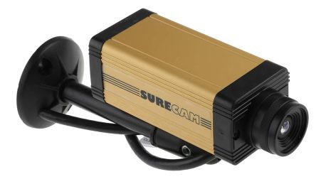Internal dummy CCTV camera,115x50x42 mm
