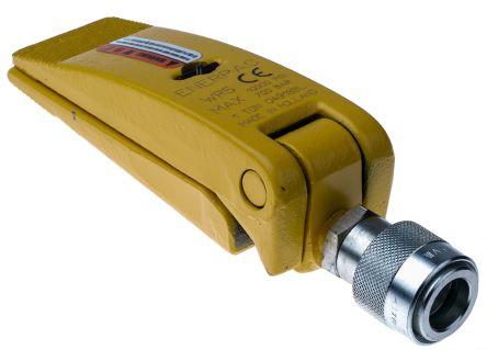 Hydraulic Wedge Cylinder, 1T Capacity, 700 bar, 3/8-18