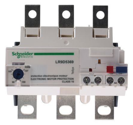 Schneider Electric Overload Relay 90 150 A 105 A 59 kW 24 V