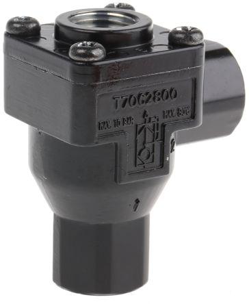 IMI Norgren Quick Exhaust Valve, 1/4 in G 1/4 Female