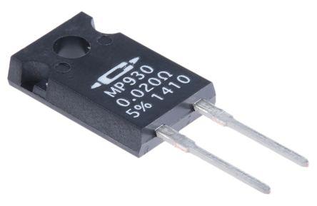1X MP930 1.5K 1/% Series Power Film Resistors 30W
