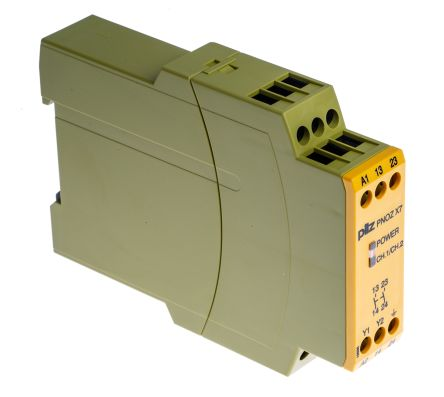 Brilliant 774053 Pilz Pnoz X7 110 V Ac Safety Relay Single Channel With 2 Wiring Cloud Oideiuggs Outletorg