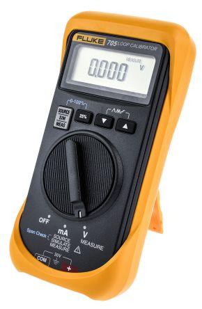Fluke 0665091 Current Loop Calibrator 24mA