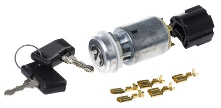 Automotive Ignition Switch, 50 A 4-Way product photo