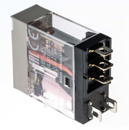 G2r 1 Sni 230ac S Omron Omron Spdt Non Latching Relay
