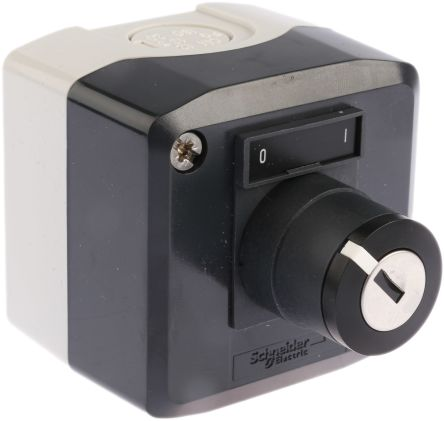 Schneider Electric XALD144 Control Station Switch - NO Polycarbonate I/O