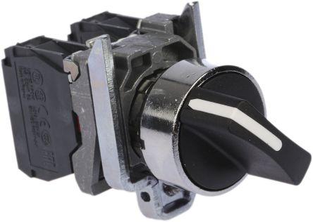 Rotary Electric Switch Positions Xb4 A Harmony Schneider 10 Screw 2