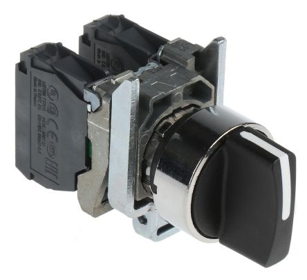 Schneider Electric 3 Position Selector Switch -