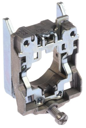 Collar Schneider Electric ZB4BZ009 para uso con Serie XB4, Harmony XB4
