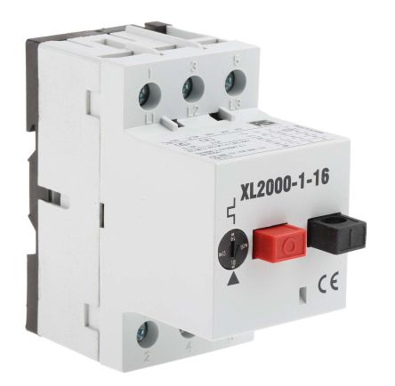 RS PRO 690 V Motor Protection Switch, 10 → 16 A