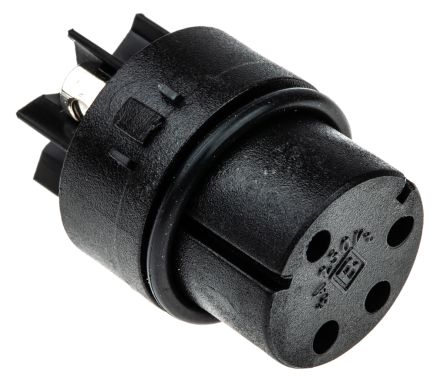 Female Connector Insert 4 Way for use with Mini Buccaneer Connector
