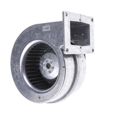 Blower; Centrifugal; 230VAC; 159x168mm; Scroll; 91.2CFM; 44W; 1650RPM; Terminals
