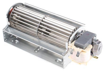 Tangential Blower 96 x 257 x 83mm; 150m3/h; 230 V ac (55410 Series)