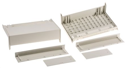 ABS Project Box, White, 160 x 260 x 74mm product photo