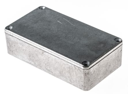 Hammond 1590, Die Cast Aluminium Enclosure, IP54, 112 4 x 60 5 x 31mm