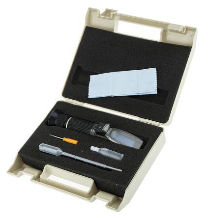 Instruments Direct Sugar Refractometer, 32% max, 0% min, Optical