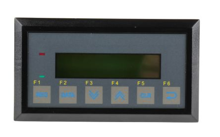 Omron LCD HMI Panel, 56 x 11 mm Display, 109 x 60 x 36 mm