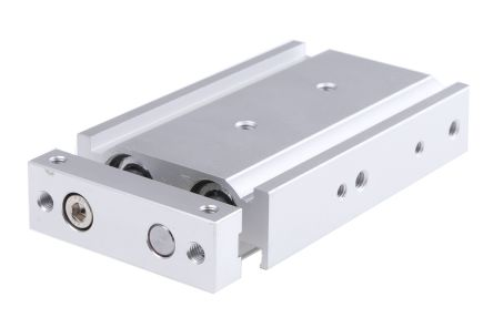 SMC Pneumatic Guided Cylinder 15mm Bore, 30mm Stroke, CXSM Series