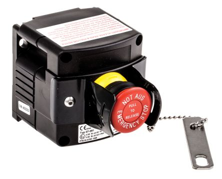 Bartec 07-3511-10N84LOCK Control Station Switch - NO/NC