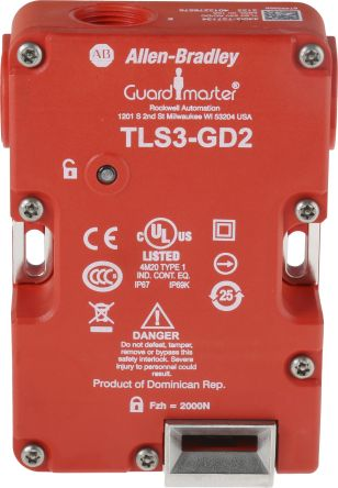 440G-T Solenoid Interlock Switch Power to Unlock 24 V ac/dc