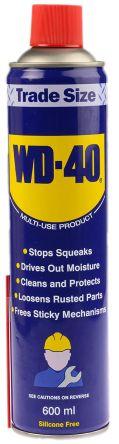 WD-40 Lubricant 600 ml WD-40 Aerosol