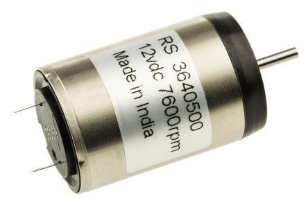 DC Motors | Buy DC Motors & other Electric Motors, Controllers & Peripherals | RS Components