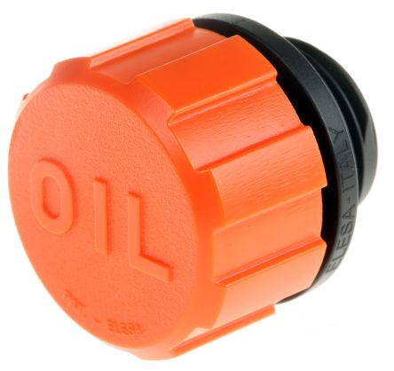"Hydraulic Breather Cap 53911, G 1/2"" , 31mm diameter product photo"