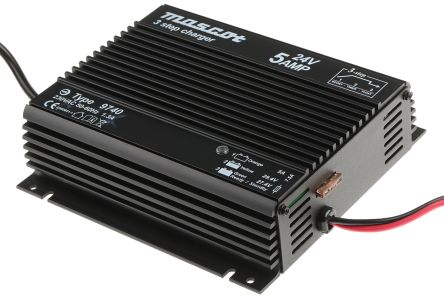 Mascot Lead Acid 24V 5A Battery Charger with