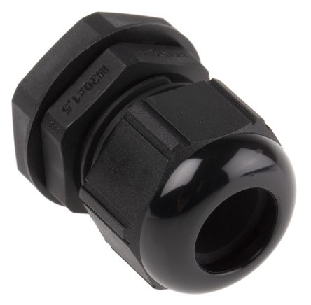 Lapp Skintop M20 Cable Gland With Locknut, Polyamide, IP69K