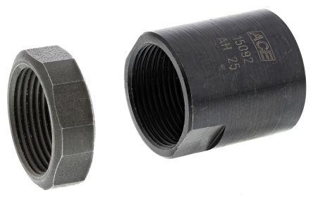 ACE Pneumatic Shock Absorber Stop Collar, AH 25, M25 x 1 5mm