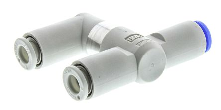 Pneumatic Logic Element Function Fitting VR12 Series, 6mm Tube, 1 MPa Max Operating Pressure product photo