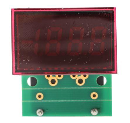 Murata Digital Ammeter AC, LED Display 4-Digits