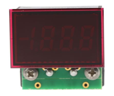 Murata Digital Ammeter DC, LED Display 3.5-Digits