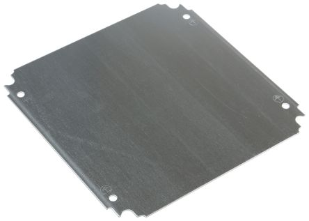 250 x 2 x 250mm Mounting Plate for use with Spacial CRN Enclosure product photo