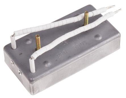 Quartz Heating Element, 123.5 x 62.5mm, 500 W, 100mm