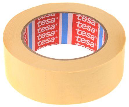 51408 00009 00 Tesa 51408 Orange Masking Tape 25mm X 33m