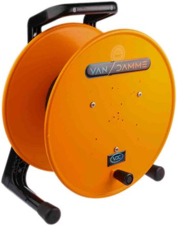 RS PRO Empty Cable Reel 30mm (H) x 100 mm (W) diameter 300mm in Plastic