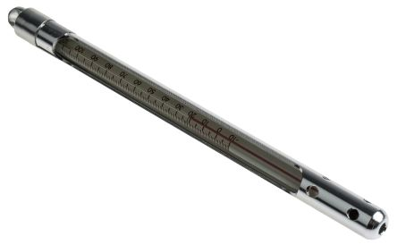 Brannan Pocket Glass Thermometer, General Purpose, -10 → +110 °C