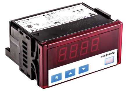 Carlo Gavazzi LDI35CFXD1XXXX , LED, Single Line PID Temperature Controller