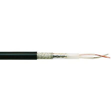 Black Twinaxial Cable 8.7mm OD Low Smoke Zero Halogen (LSZH), 304m product photo