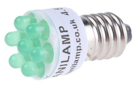 Led7g 45ac Mes Led Reflector Bulb E10 134mm Dia 45 V Ac