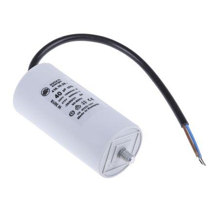 Ducati energia 40 f polypropylene for Ducati energia motor run capacitor