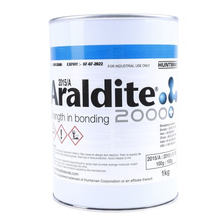 2015 2 kg Beige Dual Cartridge Epoxy Adhesive for Various Materials product photo