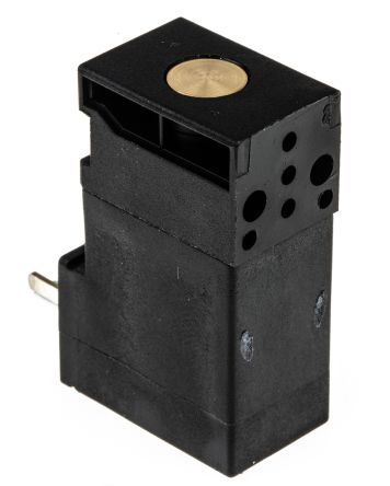 Parker 24V dc 1.2W Replacement Solenoid Coil, Compatible With B, ISO 15407-1, PVL, Viking Xtreme