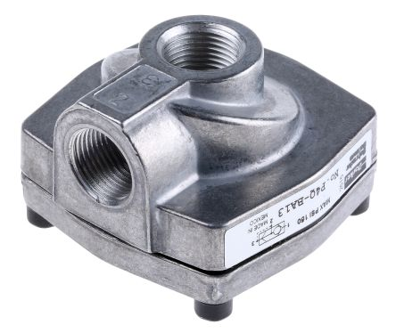 Parker Quick Exhaust Valve, G 3/8 Female