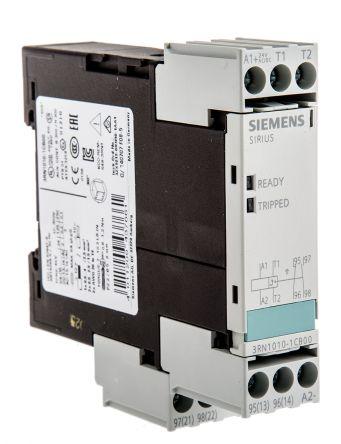 3RN1010-1CB00 | Siemens Temperaturüberwachungsrelais, 1-poliger ...