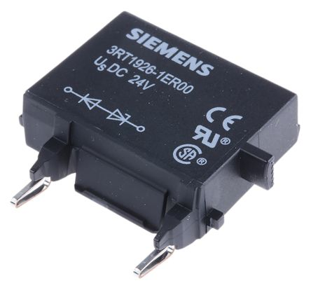 Siemens Contactor Diode for use with 3RH Series, 3RT Series
